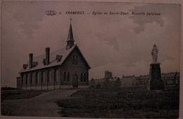 Frameries – Eglise Du Sacré –Cœur, Nouvelle Paroisse - Frameries