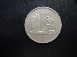 MALAISIE : 50 SEN   1985    KM 5.3     SUP - Malaysie