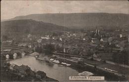 ! 1919 Ansichtskarte Luxemburg Luxembourg, Echternach, Panorama - Echternach
