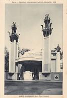 PARIS. EXPOSITION INTERNATIONALE DES ARTS DECORATIFS 1925. PORTE ST DOMINIQUE. BRAUN & CIE- BLEUP - Mostre