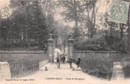 LONGWY HAUT Porte De Bourgogne 14(scan Recto-verso) MA234 - Longwy