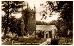 CORNWALL -  LIZARD - LANDEWEDNACK CHURCH RP Co110 - England