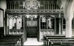 CORNWALL -  LITTLE PETHERICK CHURCH INTERIOR RP Co708 - England