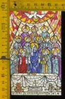 Santino Dipinto A Mano Spirito Santo - Santini
