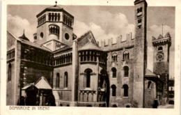 Domkirche In Trient (15276) * 12. 4. 1918 - Trento