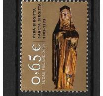 2003 MNH Finland, Postfris** - Unused Stamps