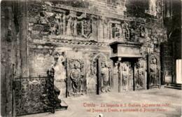 Trento - La Leogenda Di S. Giuliano Nel Duomo Di Trento, E Monumenti Di Principi Vescori (21598) * 1906 - Trento