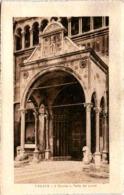 Trento - Il Duomo - Porta Dei Leoni (35) * 8. 8. 1921 - Trento