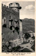 Trento - Fossa Del Castello Del Buon Consiglio Con I Cippi Dei Martiri (3797) - Trento