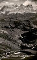 Strada Dolomitica Dal Passo Pordoi Verso Livinallongo E Tofane (70) * 29. 7. 1954 - Italien