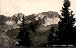 Strada Del Tonale - Vedretta E Busazza (30345) * 10. 9. 1932 - Italien