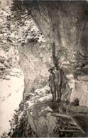 Tiroler Soldaten Bei Stellungsbau 1914 - 1918 (c) - Italien