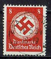 DR 1934 // Mi. 136 O (029..021) - Service