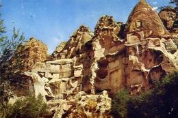 Nevsehir - Turkey - La Ville Fantastique Des Pigeans Pres D'orgup - Formato Grande Viaggiata – E 7 - Turchia