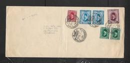 Egypt, Air Mail, 158 Mills, ALEXANDRIA 27 AP 34 >S.Africa - Egypt