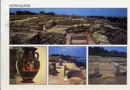 Kerrkouane - Tunisie - Formato Grande Viaggiata – E 7 - Tunisia
