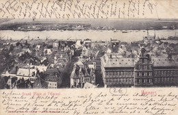 Antwerpen, Anvers, Grand Place Et L'Escaut (pk50417) - Antwerpen