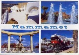 Hammamet - Tunisie - Formato Grande Viaggiata – E 7 - Tunisia