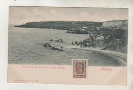 ODESSA -Vue De La Mer Prise De La Villa D'Acadia - Ukraine