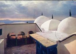 Sidi Bou Said - Tunis - Formato Grande Viaggiata – E 7 - Tunisia