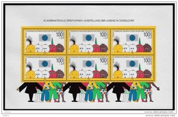 Duitsland 1990 Blok  Nr 20 ** Zeer Mooi Lot 3065 - Timbres