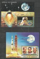 UMM AL QIWAIN - MNH - Space - Apollo 15 Mission - Space