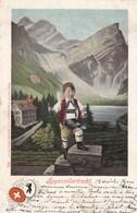 Appenzellertracht, Suisse (pk50424) - Autres