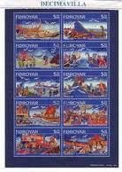 L528, FEROE, FOROYAR, BARCOS , ORMURIN LANGI, CANCION POPULAR, 2006, 558/67 - Otros - Europa
