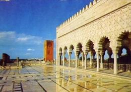 Rabat - Le Mausolee Mohammed V - Formato Grande Viaggiata – E 7 - Rabat