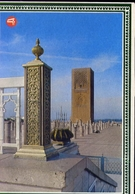 Rabat - Mausole Mohammed V - Formato Grande Viaggiata – E 7 - Rabat