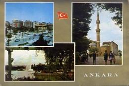 Ankara - Formato Grande Viaggiata – E 7 - Cartoline