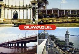 Guayaquil - Formato Grande Non Viaggiata – E 7 - Cartoline