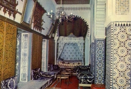 Tetuan - Palacio Bricha - Formato Grande Viaggiata – E 7 - Cartoline
