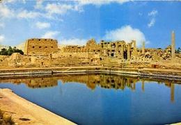 The Sacred Lake - Formato Grande Viaggiata – E 7 - Cartoline