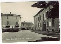 BUSTO GAROLFO PALAZZO MUNICIPALE FG VG 1959 - Milano