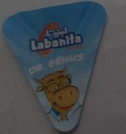 EGYPT - LABANITA Cheese Label  Etiquette De Fromage - Quesos