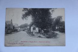 39393 -  Jolimetz  Chapelle  Pisson - Route  De Le Quesnoy - France