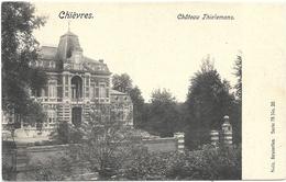 Chièvres NA18: Château Thielemans - Chièvres