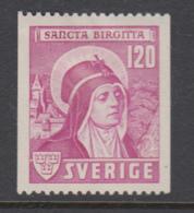 Sweden 1941 - Michel 289 Mint Hinged * - Neufs