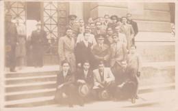 VINTAGE PHOTO ON POSTCARD, ENTRADA DEL TIRO FEDERAL ARGENTINO DE BUENOS AIRES AÑO 1937-ARGENTINE - BLEUP - Argentinië