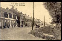 Belgie - Les Moeres - Caserne Des Douanes - 1935 - België
