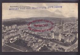 P1098 - Gerolzhofen - Gruss Von Der Musterring 25 VI 1915 - Allemagne - WW1 - Gerolzhofen