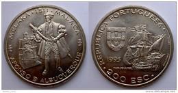 PORTOGALLO 200 S 1995 CU NI MELAKA 1511 ALFONSO ALBUOQUERQUE - Portogallo
