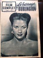 Film Complet Lot De 2 Le Barrage De Burlington & L'infidele - Journaux - Quotidiens