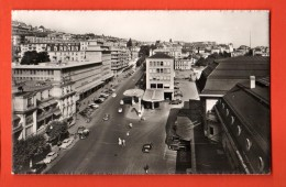 FKA-11  Lausanne Avenue De La Gare. Non Circulé. Sartori - VD Vaud