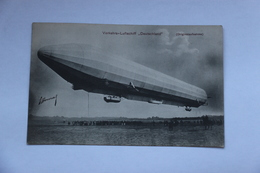 39398  -  Zeppelin  -  Verkehrs-Luftschiff   Deutschland   -originalaufnahme  -  2 - Zeppeline