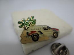 PIN'S    4x4 Rallye Raid  BALLY - Rallye