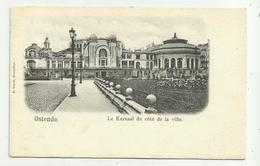 Oostende  *  Le Kursaal Du Côté De La Ville - Oostende