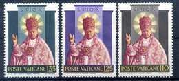 1954 VATICANO SET * - Vatican