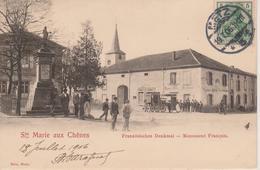 57 - SAINTE MARIE AUX CHENES - MONUMENT FRANCAIS - NELS SANS NUMERO - Frankreich